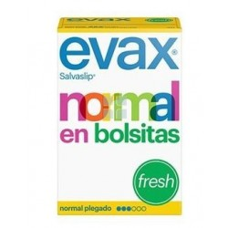 EVAX SALVASLIP NORMAL FRESH 28 UNIDADES