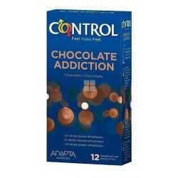 Control Preservativos Sex Senses Chocolate 12 uds
