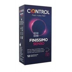 Control Preservativo Fino Senso 12 uds