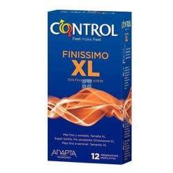 Control Preservativos Finissimo Xl 12 uds