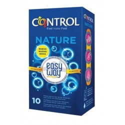 Control Preservativos Nature Easy Way 10 uds