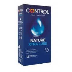 Control Preservativos Extra Lubricado 12 uds