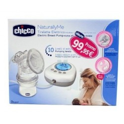 CHICCO NATURALLY ME SACALECHE ELECTRICO