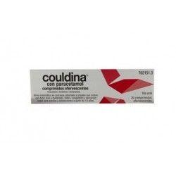 Couldina con Paracetamol 650/4/10 mg 20 Comprimidos Efervescentes