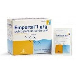 Emportal 10 gr 20 Sobres Polvo Solucion Oral