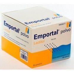Emportal 10 gr 50 Sobres Polvo Solucion Oral