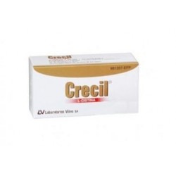 Crecil 500 mg 40 cápsulas