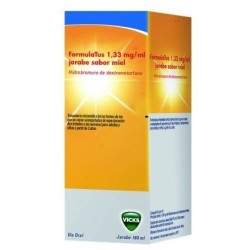 Formulatus 1.33 mg/ml Jarabe 1 Frasco 180 ml Miel