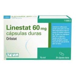 Linestat 60 mg 84 cápsulas (Blister)