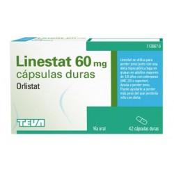 Linestat 60 mg 42 cápsulas (Blister)