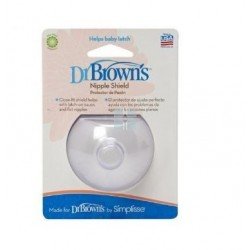 Dr Brown´S Pezoneras Silicona 2 uds