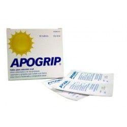 Apogrip 650/4/10 mg 10 Sobres Polvo Solucion Oral