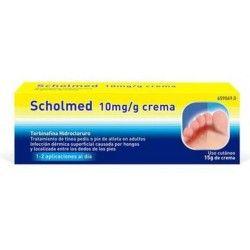 Scholmed 10 mg/g Crema 15 G