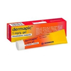 Dermapic 1 mg/g Gel Topico 50 G
