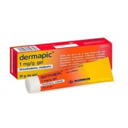 Dermapic 1 mg/g Gel Topico 30 G