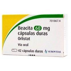 Beacita 60 mg 42 cápsulas (Blister)