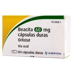 Beacita 60 mg 84 cápsulas (Blister)