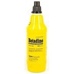 Betadine 100 mg/ml Solucion Topica 1 Frasco 500 ml
