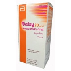 Dalsy 20 mg/ml Suspension Oral 150 ml