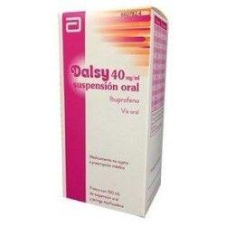 Dalsy 40 mg/ml Suspension Oral 150 ml