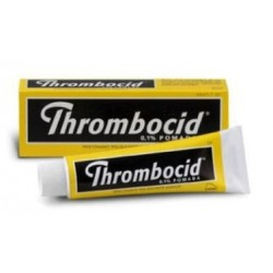 Thrombocid 1 mg/g Pomada 1 Tubo 30 G