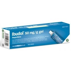 IBUDOL 50 MG/G GEL TOPICO 30 G