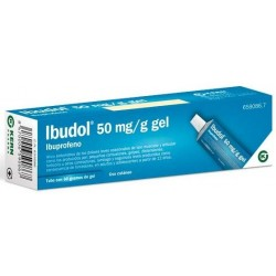 IBUDOL 50 MG/G GEL TOPICO 60 G