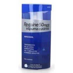 Regaine 50 mg/g Espuma Cutanea 1 Aerosol 60 G