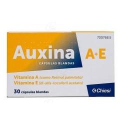 Auxina A+E 30 cápsulas