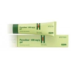 Peroxiben 100 mg/g Gel Topico 30 G