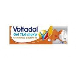 Voltadol 11.6 mg/g Gel Topico 75 gr con Tapon Aplicador