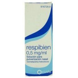 Respibien 0.5 mg/ml Nebulizador Nasal 15 ml