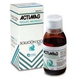 Actimag 2 G/5 ml Solucion Oral 100 ml