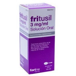 FRITUSIL 3 MG/ML SOLUCION ORAL 1 FRASCO 150 ML