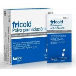 Fricold granulado Solucion Oral 10 Sobres