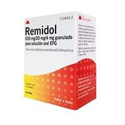 REMIDOL EFG 10 SOBRES GRANULADO SOLUCION ORAL