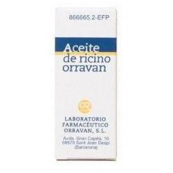 Aceite Ricino Orravan 1 mg/ml Solucion Oral 25 ml