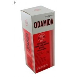 Odamida 1/2.5 mg/ml Solucion Bucal Topica 135 ml