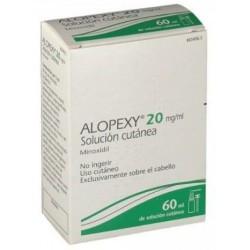 ALOPEXY 20 MG/ML SOL TOPICA 1 FRASCO 60 ML BOMBA DOSIFIC