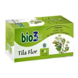 Bio 3 Tila Andina Flor Ecologica 1.5 gr. 25 Filtros