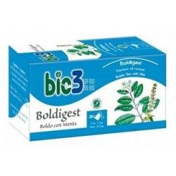 Bie 3 Boldo 25 Bolsas Filtro
