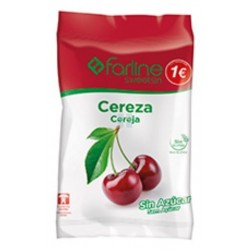 FARLINE SWEETSIN CARAMELOS CEREZA BOLSA 40 G
