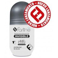 Farline Desodorante Invisible Roll-On 50 ml