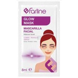FARLINE MASCARILLA FACIAL GLOW 8 ML