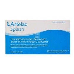 Artelac Splash Monodosis 30 uds x 0,5 ml