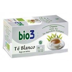 Bio 3 Te Blanco Eco 25 Bolsitas