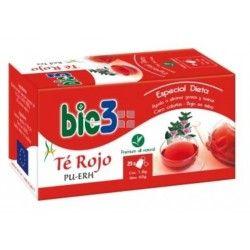 Bio 3 Te Rojo Eco 25 Bolsitas
