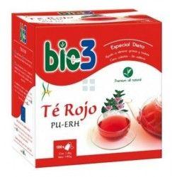 Bio 3 Te Rojo Eco 100 Bolsitas