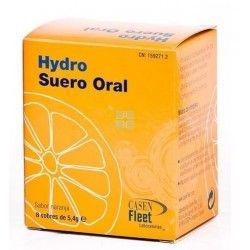 Hydro Suero Oral 8 Sobres 5.4 gr