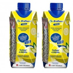 Bio-Oralsuero Plus 330 ml 2 uds